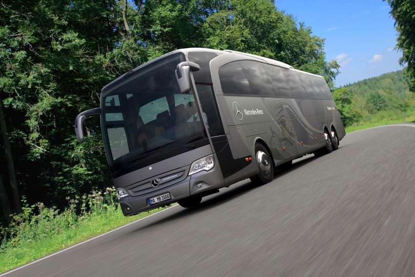 Viaggio in Bus Gran Turismo