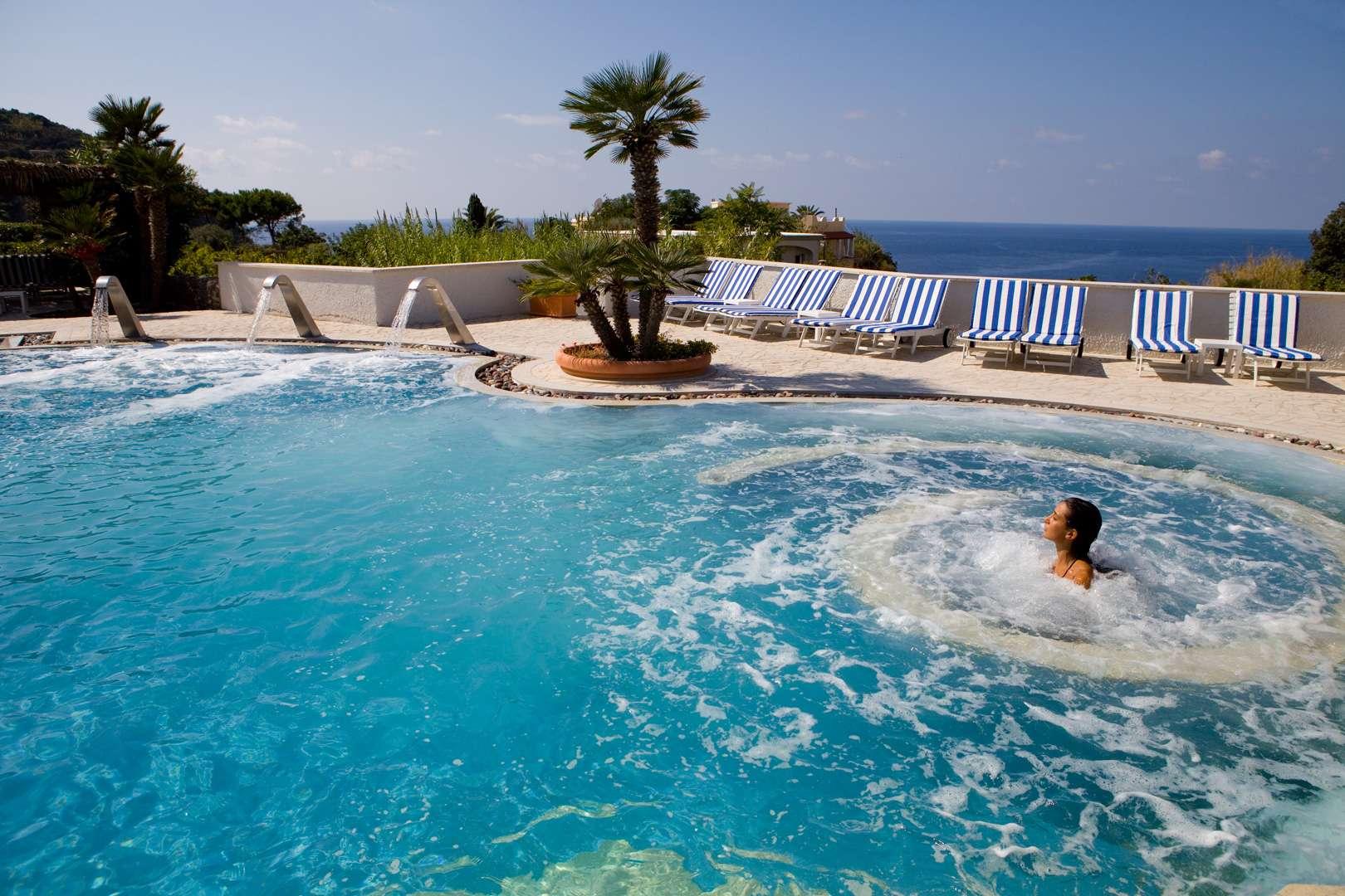 Terme spa hotel sant 39 angelo d 39 ischia san michele - Piscina san giuliano terme orari ...